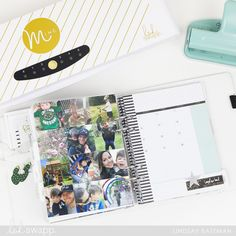 Create a Laminated Photo Folder Dashboard for you Memory Planner @lindsaybateman for @heidiswapp