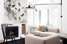 Elegant Skandinavisches Design Möbel Deko Skandinavische Möbel