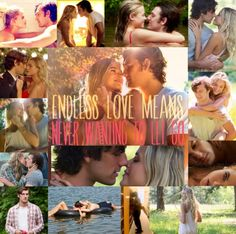 Endless Love....loved this movie so glad terry took me :)!!!