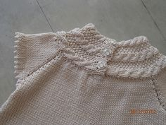 Ravelry: Almost Like Mama dress pattern by Anne B Hanssen