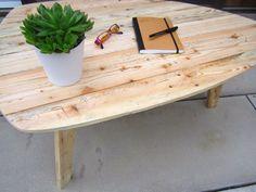 AU 303 HOME DECO - Tuto DIY  Récup'  Système D: Table basse palette esprit scandinave