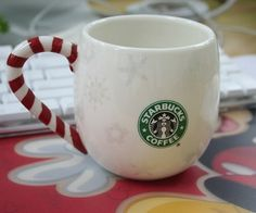 Starbucks Christmas Coffee Mugs