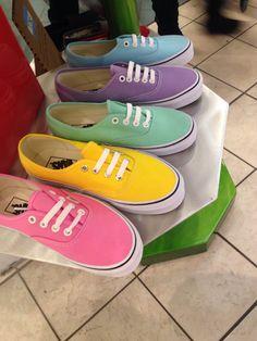 Pastel Van's