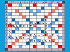 Profu`economist: Scoala... altfel - Scrabble Scrabble