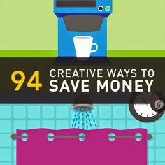 94 Creative Ways to Save Money | Medi Villas