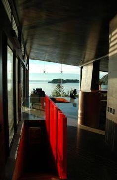 Tata Bay Bach in Golden Bay byNelson architect David Jerram