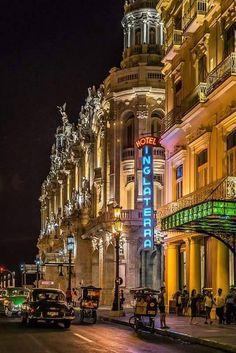 La Havane. Cuba.