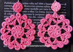 Earrings Crochet Tutorial