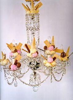 dessert girl: Tim Walker Photographs