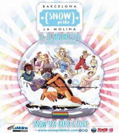 Llega la segunda edición del Snow Pride BCN en La Molina