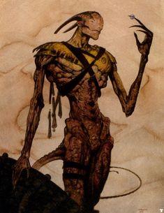 The Mafu Cage: GERALD BROM