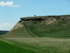 Wyoming Landscape | Wyoming landscape, south of Chugwater, WY, USA.