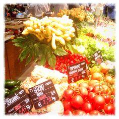 #eats #verdure #vegetable #zucchine #gialle