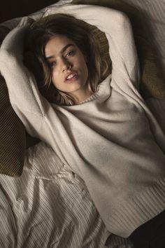 360 Sweaters x Halpin Sisters Joanna Halpin by Luc Coiffait