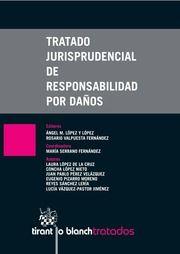Tratado jurisprudencial de responsabilidad por daños.  Tirant lo Blanch, 2013.