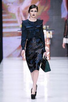 Ksenia Knyazeva Russia Fall 2016 Fashion Show