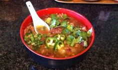 Paleo Pho and more Paleo soup recipes on MyNaturalFamily.com #paleo #soup #recipe