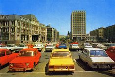 Bucharest, Old Photos, Childhood Memories, France, History, Architecture, City, Postcards, Anna