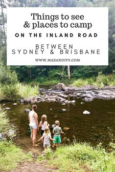 Things to see and places to camp on the inland route from Sydney to Brisbane. Wonderful free camps, sculptures, old buildings and beautiful national parks, there's so much to see. Diy Camping, Camping Gear, Camping Hacks, Outdoor Camping, Camping Equipment, Hiking Gear, Camping Foods, Camping Outfits, Winter Camping