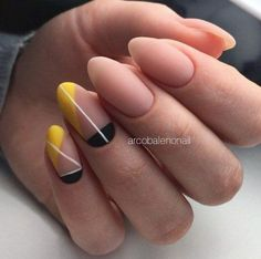A manicure is a cosmetic elegance therapy for the finger nails and hands. A manicure could deal with just the hands, just the nails, or Cute Nails, Pretty Nails, Hair And Nails, My Nails, Fall Nails, Spring Nails, Nail Art Vernis, Cute Nail Art Designs, Mani Pedi