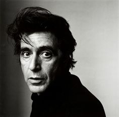 Black and White Photography Portrait of Al Pacino by Irving Penn Al Pacino, Famous Portraits, Celebrity Portraits, Helmut Newton, Irving Penn Portrait, Foto Glamour, Photo Humour, Rudolf Nureyev, Lily Evans