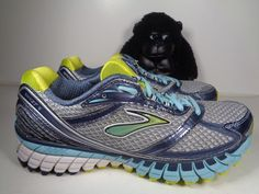 56c222b14e884d Womens Brooks Ghost 6 Running Training shoes size 8.5  Brooks   RunningCrossTraining Running Training