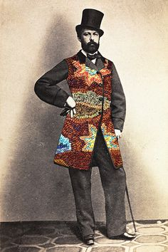 Eugenia Loli - Faboosh - Embellished dandy