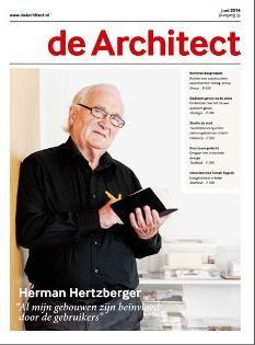 De Architect v.45 no.6 (junio 2014) http://encore.fama.us.es/iii/encore/record/C__Rb1378156?lang=spi