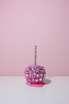 candied jewel apple, design