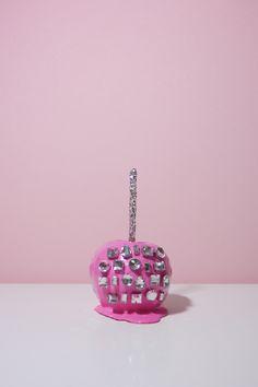 candied jewel apple, design
