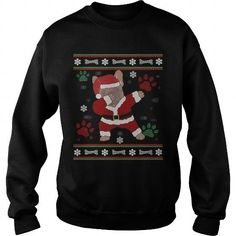 Christmas Frenchie Ugly Sweater