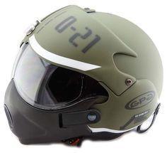 GPA Aircraft Helmet : Top 5 Aviator Motorcycle Helmets