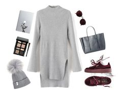 """""""InStyle"""" by h-carter on Polyvore featuring moda, Puma, Lanvin, Ray-Ban, Bobbi Brown Cosmetics i Vinyl Revolution"""