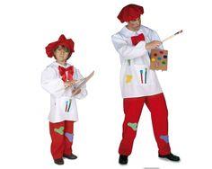Familia de Pintores #disfraces #carnaval #disfracesparagrupos