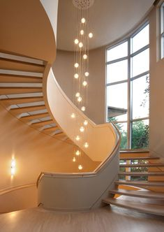10 Stairway lighting ideas for modern and contemporary interiors, #best #lighting #stairway #staircase Tags: interior stairway lighting ideas,  basement stairway lighting ideas,  outdoor stairway lighting ideas,  stairway pendant lighting ideas,  stairway landing lighting ideas