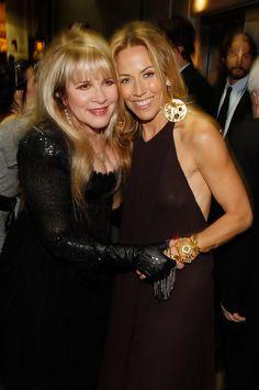Stevie Nicks - 52nd Annual GRAMMY Awards - Backstage