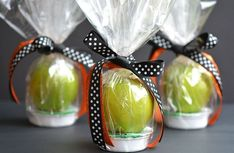 DIY Edible Thanksgiving Table Favors - Forkly
