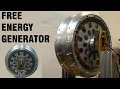 Free Energy Magnet Motor ( free electricity, no water .