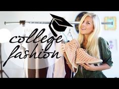 10 College Wardrobe Essentials...even though I'm out of college, it's still helpful!