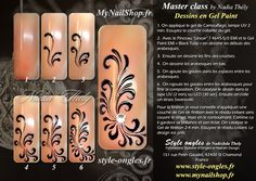 STYLE ONGLES Formations Styliste d'Ongles et Nail art Design - Master Class by Nadia Thély