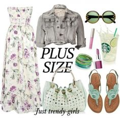 Feminine Dressing for the Plus Size Woman