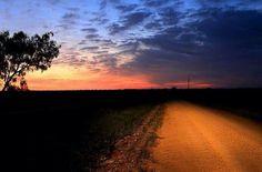 A Texas mornin'