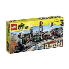 LEGO Lone Ranger Constitution Train Chase, $130