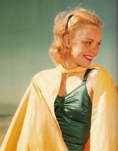 Blonde Starlet, Jane Wyman
