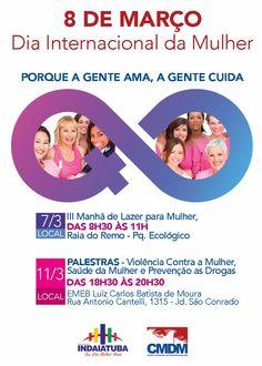 Fuxicos D'Avila: Dia Internacional da Mulher cheio de eventoshttp://fuxicosdavila.blogspot.com.br/2015/03/dia-internacional-da-mulher-cheio-de.html #diainternacionaldamulher #blogindaiatuba #fuxicosdavila #blogdevariedades #revistaeletronica