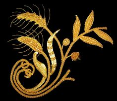 Goldwork Embroidery   London Embroidery Club