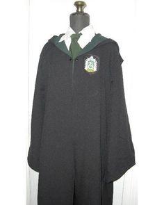 Burda style pattern Harry Potter Hogwarts slytherin robe