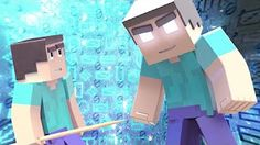 minecraft song ones and zeros 1 hour - YouTube