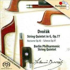 Berlin Philharmonic String Quintet - Dvorak: String Quintet