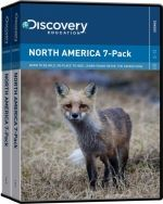 7-Pack Educational Set: North American Animals DVD